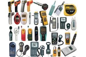 Измерительные приборы в наборе электрика - Часть 1
