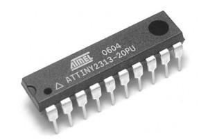 Микроконтроллеры ATTINY