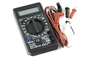 Измерительные приборы в наборе электрика - Часть 8