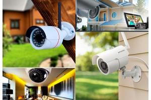 Видеоохранные системы для дома - часть 15