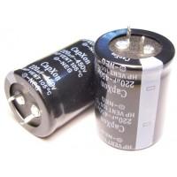 Конденсатор 220mkF x 450V 105*C