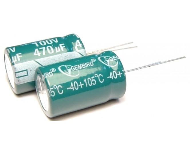 Конденсатор 470mkF x 100V