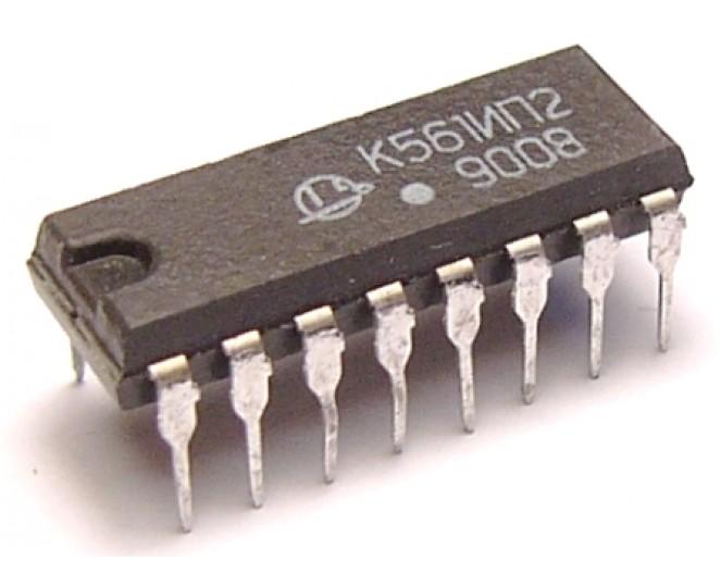 Микросхема К561ИП2А