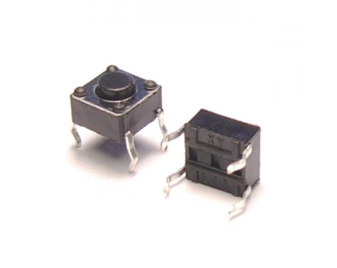 Кнопка тактовая 6x6x4,3