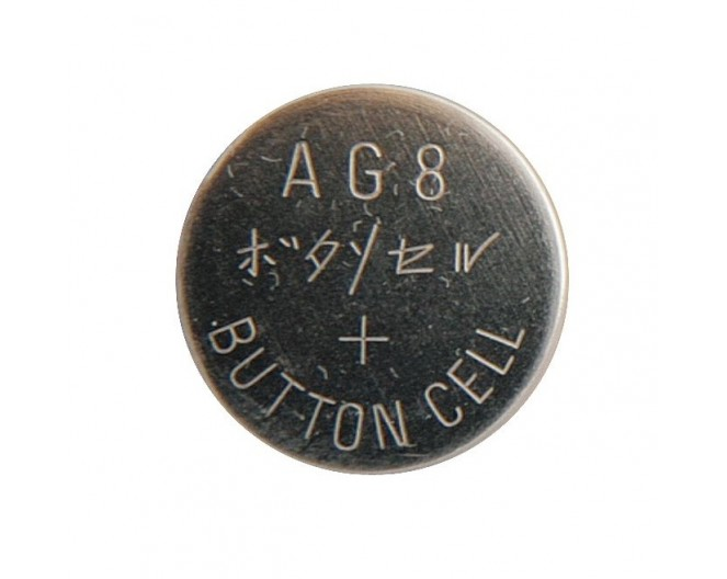 Батарейка 1,5V G8 (LR1120, 391, 191)