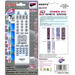Пульт ДУ ELENBERG RM-D739 универсальный