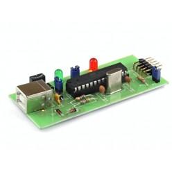 Радиоконструктор K119 (программатор для Atmel USB asp совместимый)