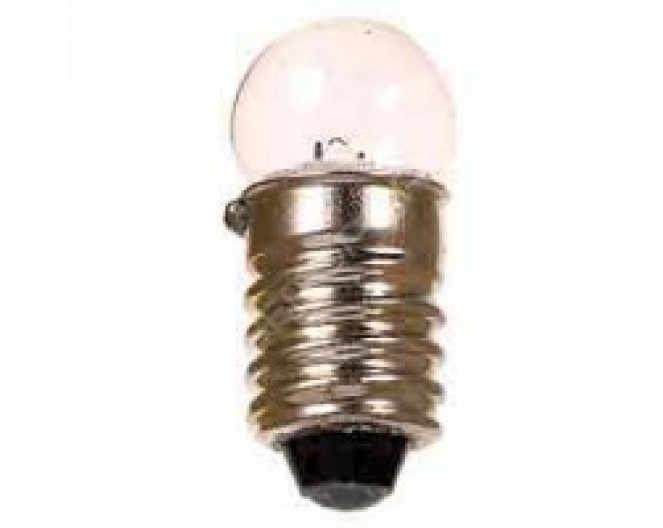 Лампа для фонаря 3,8V резьба