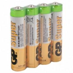 Батарейка R03S-AAA (286 элемент) GP Alkaline