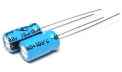 Конденсатор 10mkF x 100V