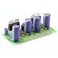 Радиоконструктор K205 (УНЧ TDA7294 стерео 2x100W или моно 170W )
