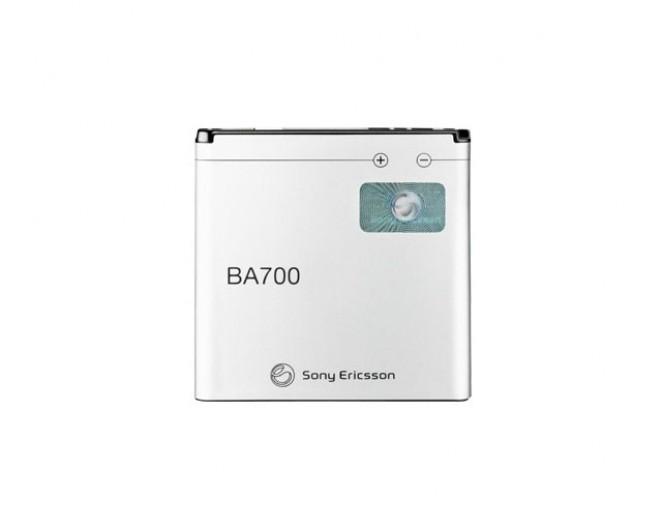 Аккумуляторная батарея Sony-Ericsson BA-700 (Xperia Neo,Pro,Ray) в блистере (High Quality)
