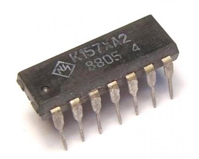Микросхема К157ХА2