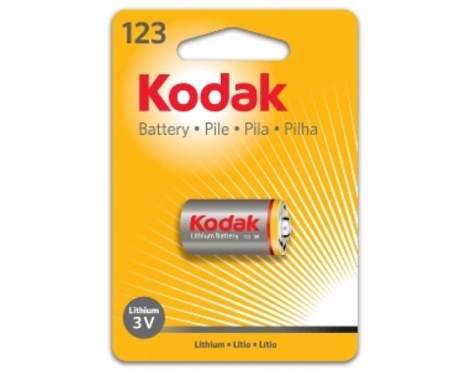 Батарейка 3V 123 Kodak / Sony