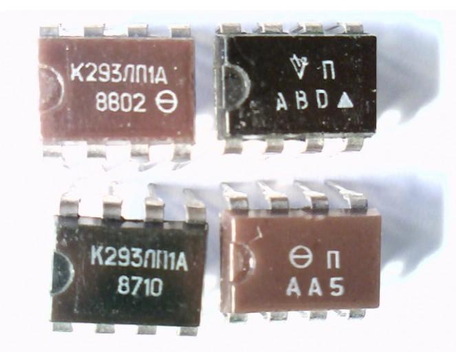 Микросхема К293ЛП1А