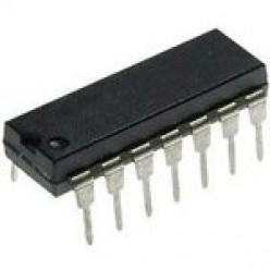 Микросхема SN7406 (К155ЛН3)