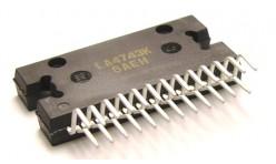 Микросхема LA4743B