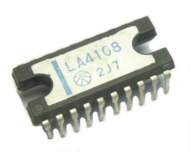 Микросхема LA4108