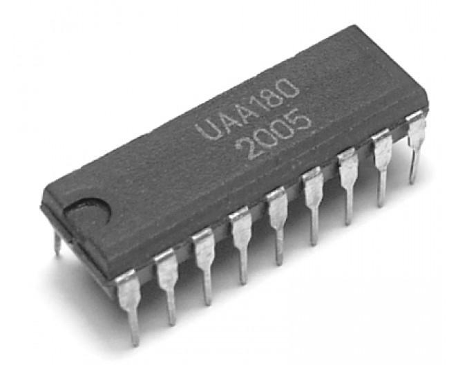 Микросхема A277D (UAA180, 1003 ПП 1)