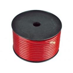 Кабель Силовой 8мм кв Red