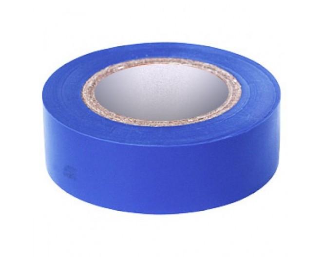 Изолента импорт. 0,13x19x25mm синяя