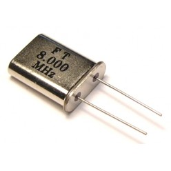 Кварцевый резонатор HC-49U-8 МГц