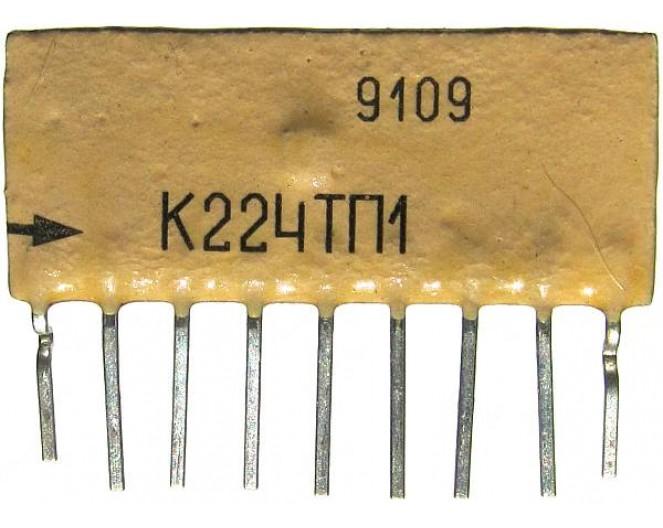 Микросхема К224ТП1