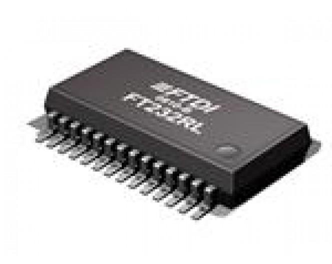Микросхема FT232RL(so28)