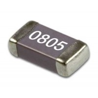 Керамический ЧИП конденсатор 100nf NPO 50В 0.25% 0805