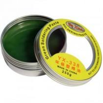 Флюс паяльный YaXun YX-338, 250 грамм, зеленый