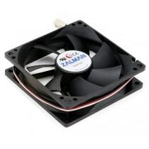 Вентилятор ZALMAN  92x92x25 [ZM-F2 PLUS] 3-pin, подшипник, 1500-2800rpm, 18-36dBa