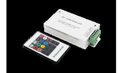Контроллер светодиодной RGB ленты 18А с радиопультом