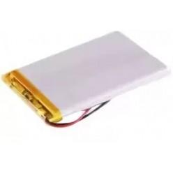 Аккумулятор 3,7v 100 mAh (размер 20x20x3mm)  ZE302020P
