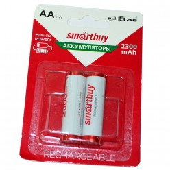 Аккумулятор AA Smartbuy 2300mA (2шт)