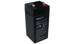 Аккумулятор для фонаря 4V 4Aч (для весов, кассовых аппаратов)