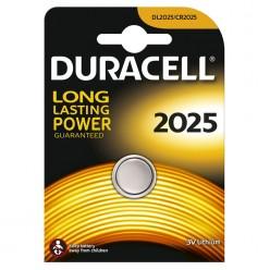 Батарейка 3V CR 2025 Duracell Electronics