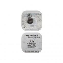 Батарейка 1,5V G11   (LR58, 362, 721) Renata