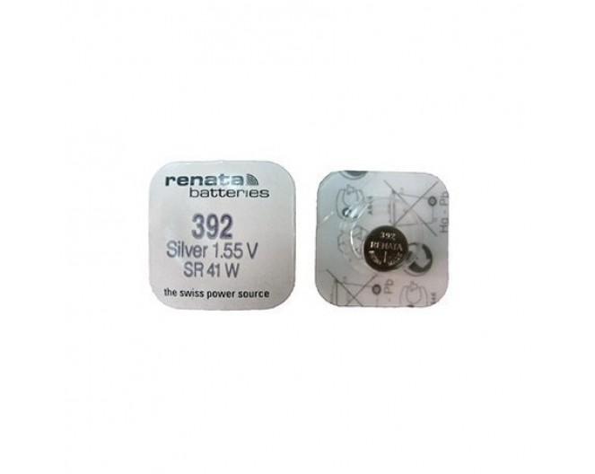 Батарейка 1,5V G3   (LR41, 392, 192) Renata