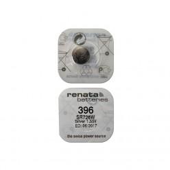 Батарейка 1,5V G2   (LR726, 396, 196) Renata