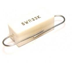 Резистор 0,33R - 5Wt
