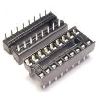 Панель для микросхем PIN18 (SCS-18)