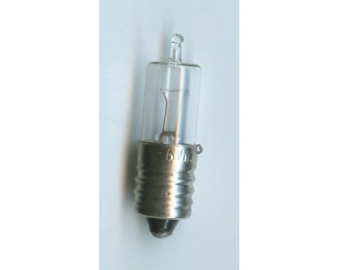Лампа для фонаря 6V резьба китай