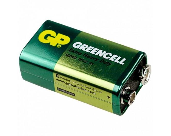 Батарейка 6F22 (крона 9V) GP
