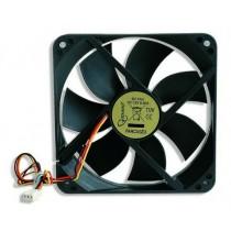 Вентилятор 12V 80x80x25 Gembird (для  БП, 2pin)