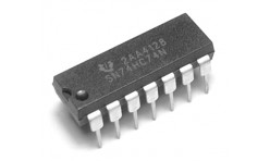 Микросхема 74HC74AN (КР1564ТМ2)