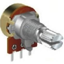 Потенциометр Резистор переменный моно 200 Ком