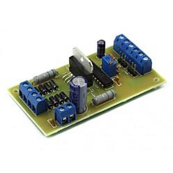 Радиоконструктор K241 (драйвер шагового двигателя)