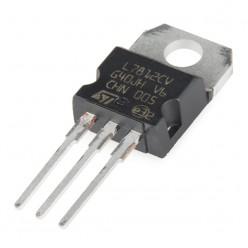Микросхема LM7812 (К142ЕН8Б) +12V