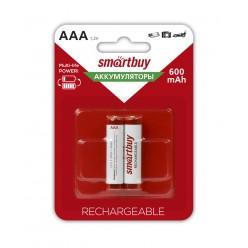 Аккумулятор AAA Smartbuy 600mA (2шт)