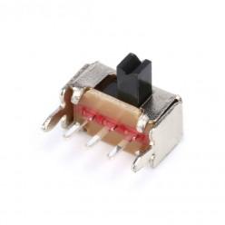 Переключатель движковый (ON-OFF-ON) (SK12D07VG3) 3PIN (4,5*8,5*7mm)